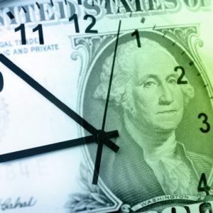 dollar-clock