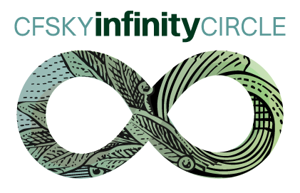 CFSKY infinity circle
